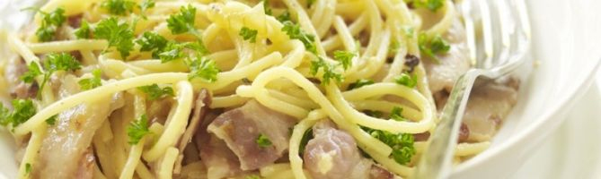 Simple, Delicious and Easy Carbonara