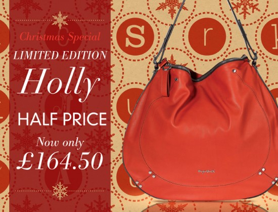 Half Price on the Super Luxury Limited Edition Changing Bag