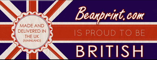 High Quality Business Cards, Invitations, Leaflets and Proud to be British