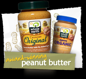 Peanut Butter as it should be, smooth, nutty and delicious