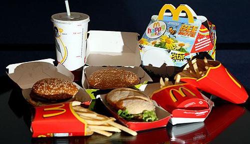 essays on junk food for children