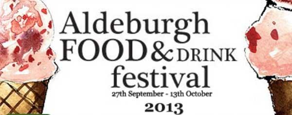 Aldeburgh Food & Drink Festival in Suffolk