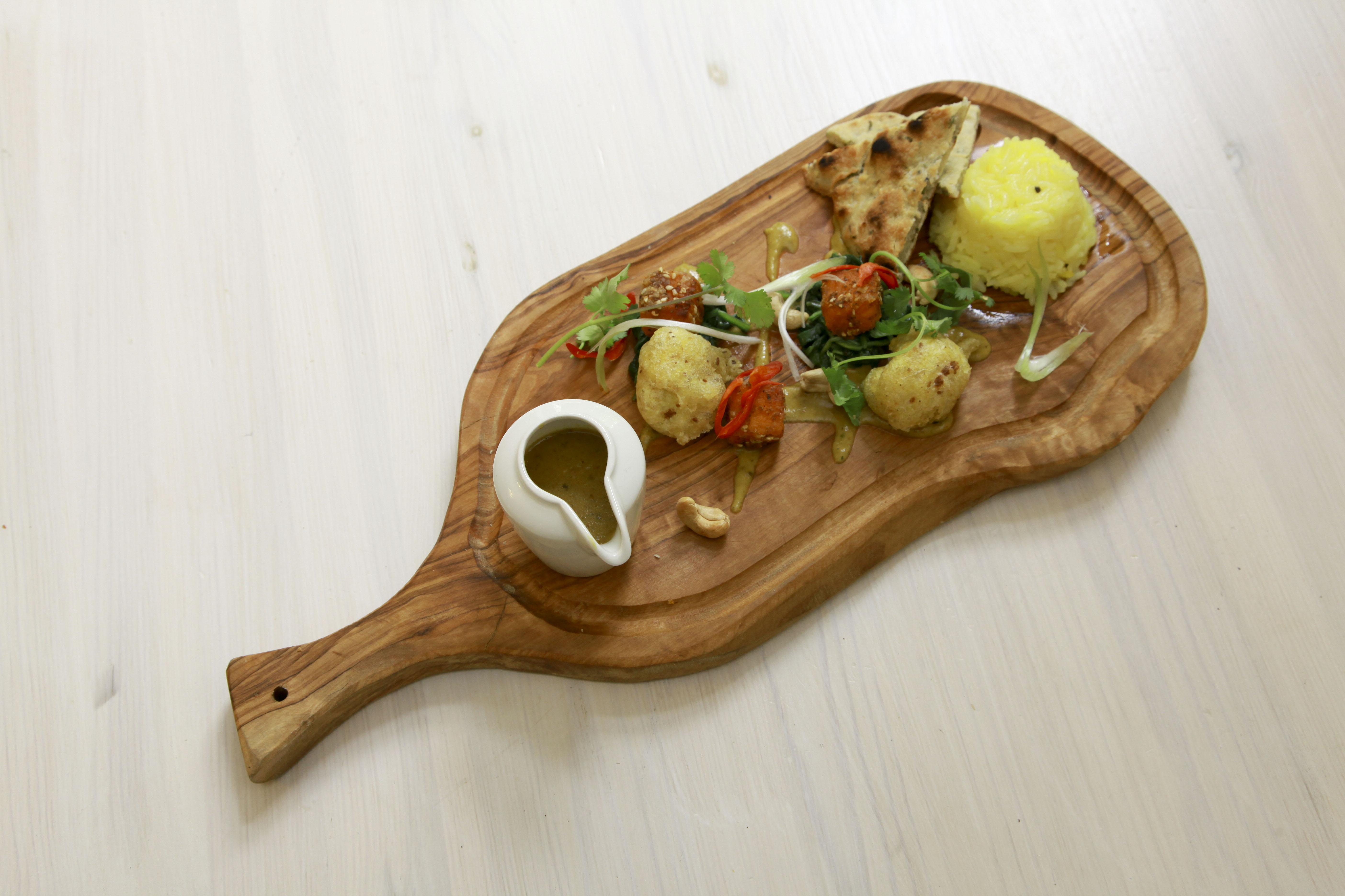 Spinach And Garlic Panna Cotta Recipes — Dishmaps