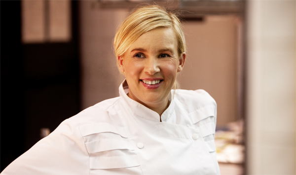 Helen Darroze Michelin Chef