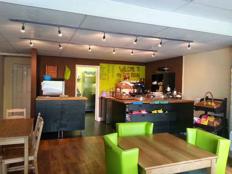The Good Bean : Coffee Shop & Cafe, Old Town Corby