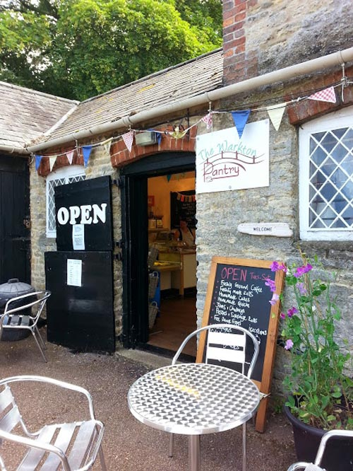 The Warkton Pantry, a cafe to good to Miss