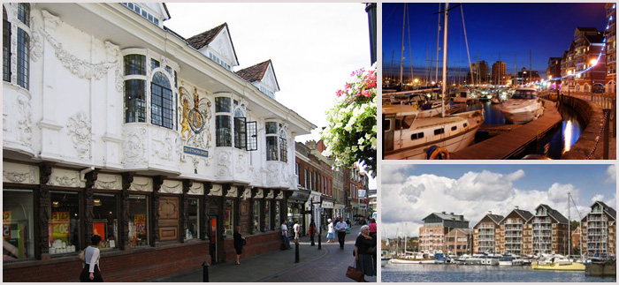 Suffolk - Ipswich Guided Tours