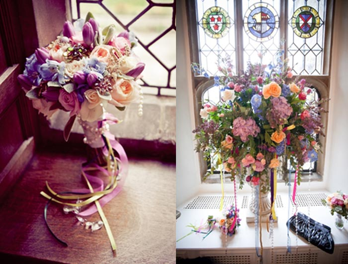 Jades Flowers - Wedding Flower Design, Essex