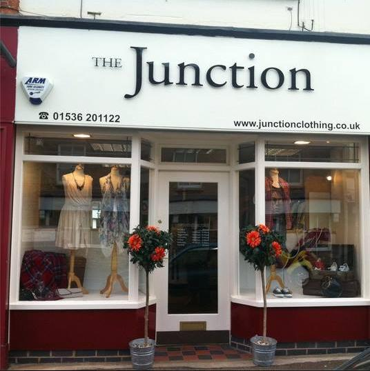 Junction clothing corby