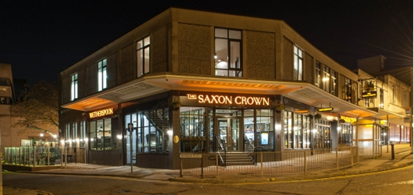 Amazing Rooms at the Saxon Crown Hotel in Corby