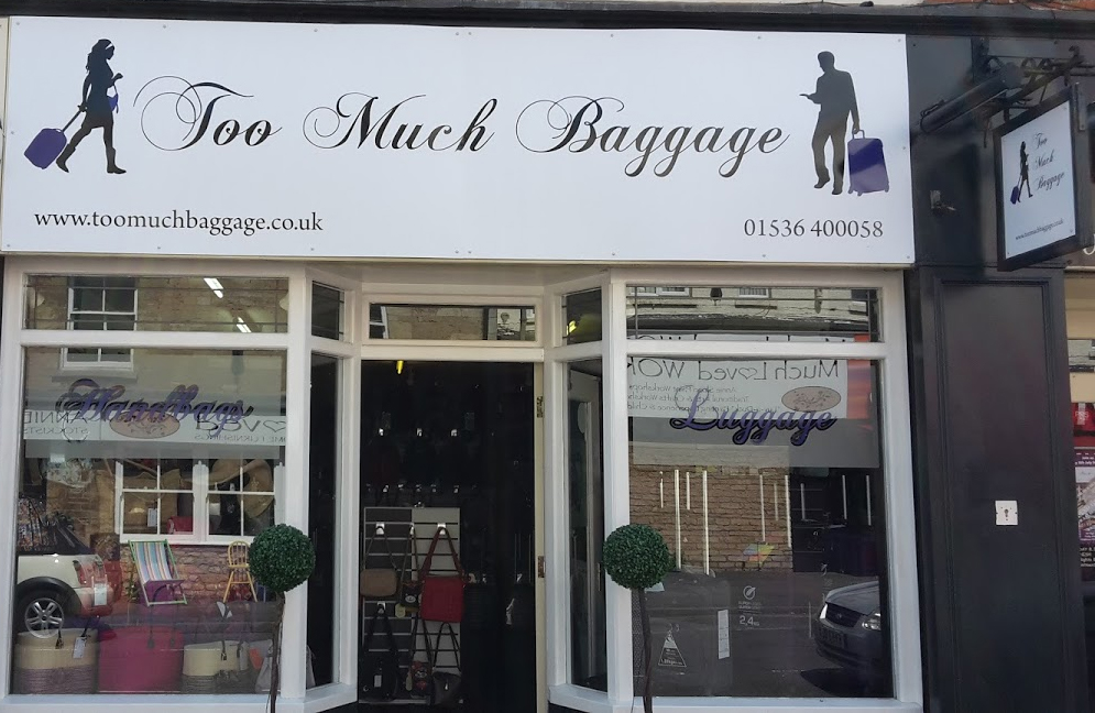 Too Much Baggage opens in Corby