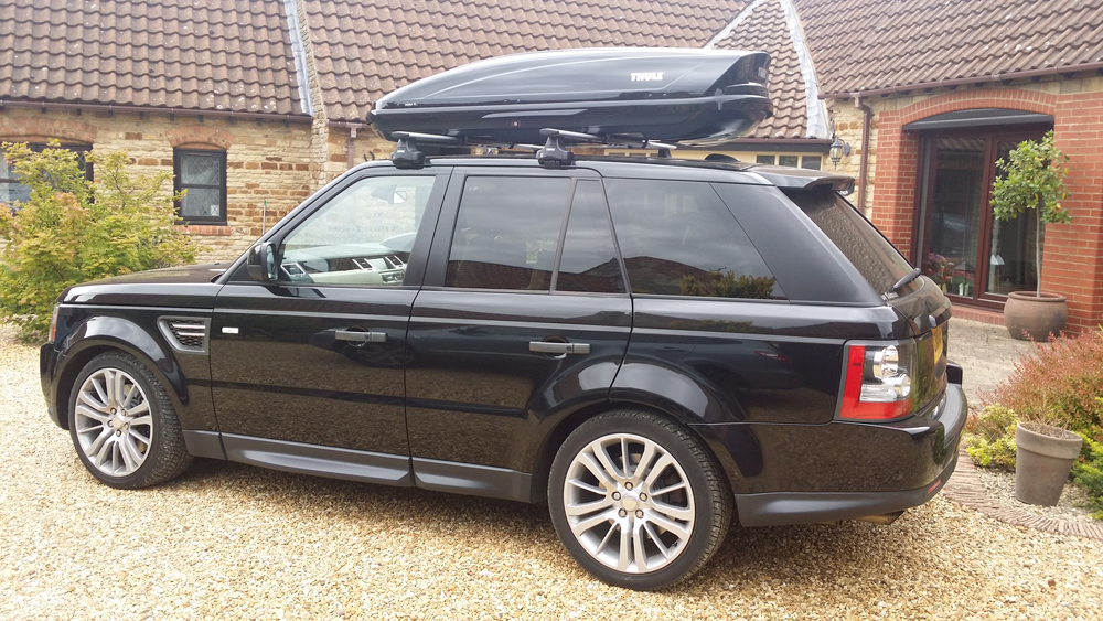 Why buy a Roof Box when you can hire it with Big Bear Hire