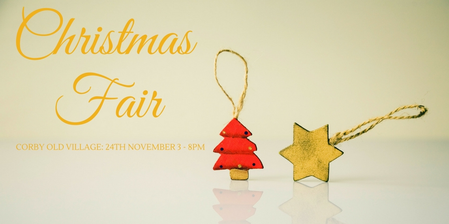 Corby Old Village Christmas Fair 2016