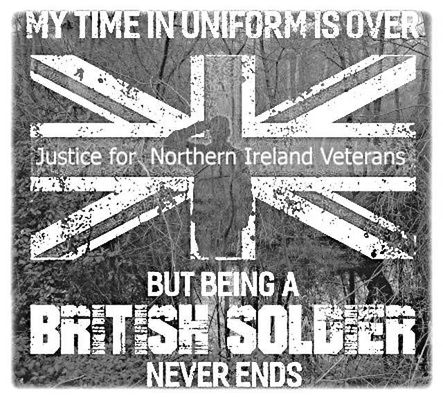 Justice for Northern Ireland Veterans, Support our Veterans