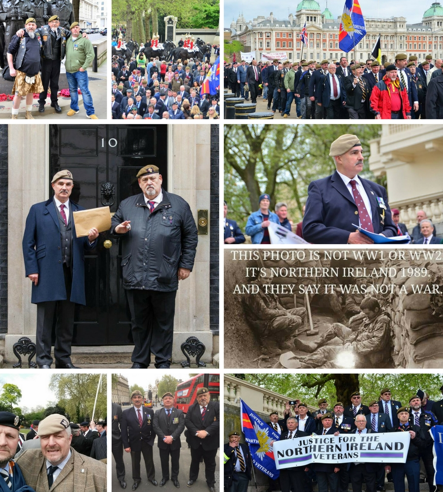 Justice for Northern Ireland Veterans