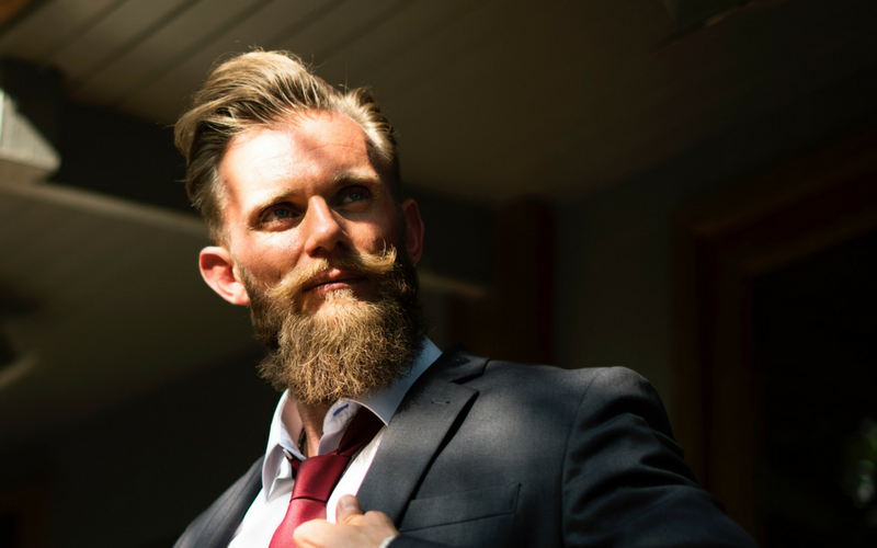 Beard Grooming Tips for Men - the Daily Grind