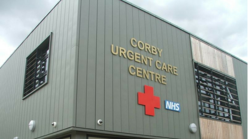 NHS Corby Urgent Care Centre