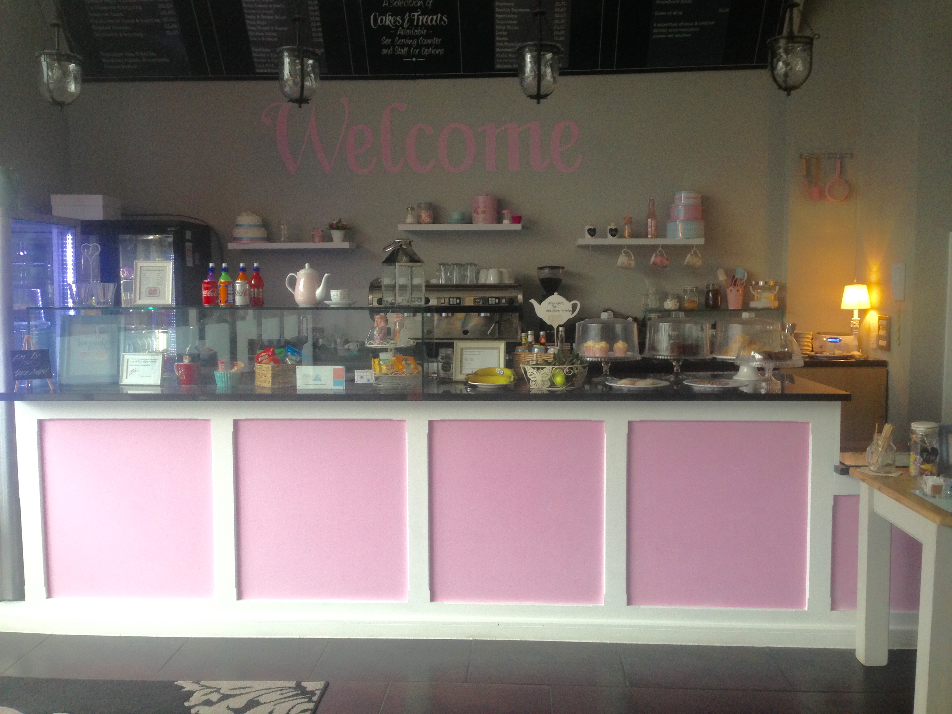 The Pantry Coffee Shop and  Vintage Tea Room Corby - The Daily Grind