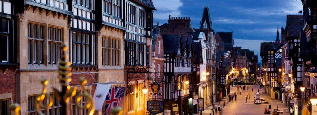 Weekend Away in Chester - The Daily Grind